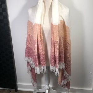 Blanket Shawl Coverup